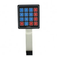 4x4 keypad arduino