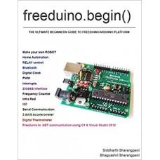 Arduino freeduino starter BOOK
