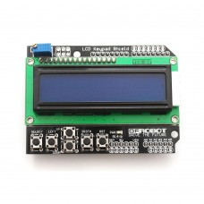 LCD Keypad Shield for Arduino Uno/Mega
