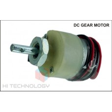 30 RPM 12V DC MOTOR WITH WHITE GEARBOX