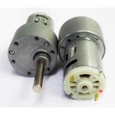 10 RPM JHONSON GEARED MOTOR 6 mm Shaft (Grade A)