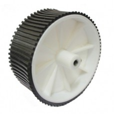 WHITE WHEEL 10X4 8MM