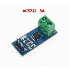 ACS 712 CURRENT SENSOR 5 AMP