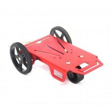 MINI ROBOT 2WD CHASIS KIT 2 LAYERS FOR SG90
