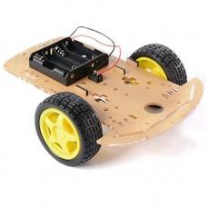 2WD SMART MOTOR ROBO CAR CHASIS