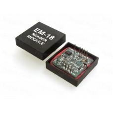 Em18 rf id reader module